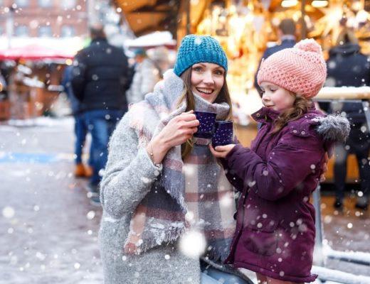 Berlin in winter with kids