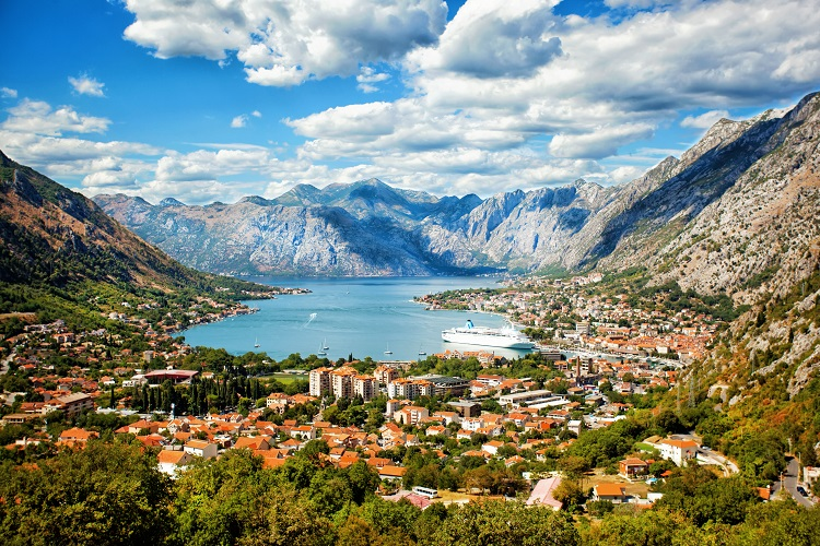 Kotor, Best places to visit in Montenegro