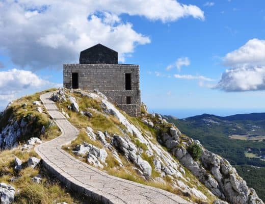 Mount Lovcen, Best thing to see in Montenegro