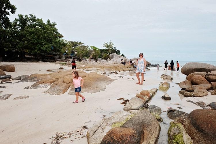 Trikora Beach Bintan
