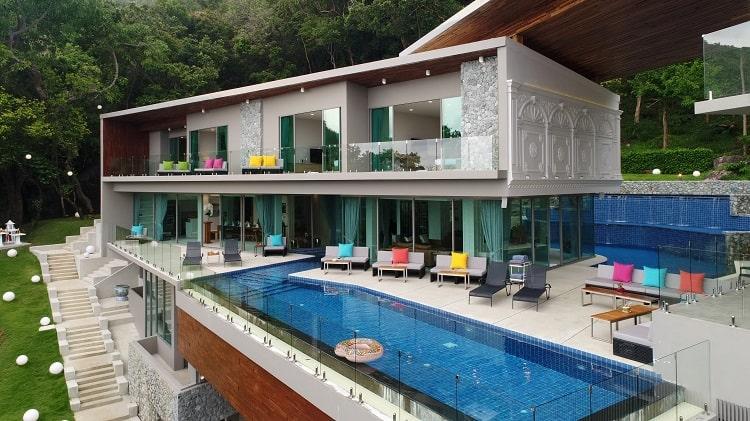 Thousand Hills Villa