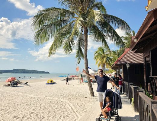 What to do in Langkawi, Pantai Cenang Beach