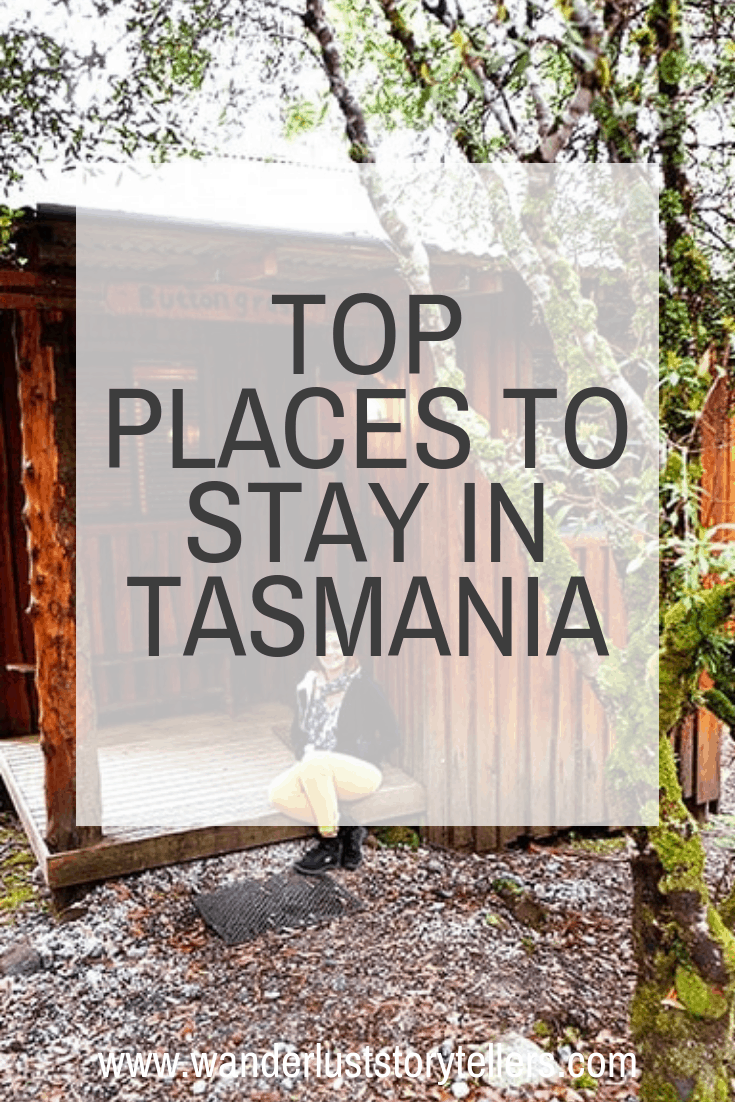Where to stay in Tasmania Australia