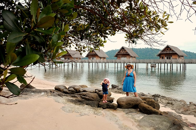 telunas resort review