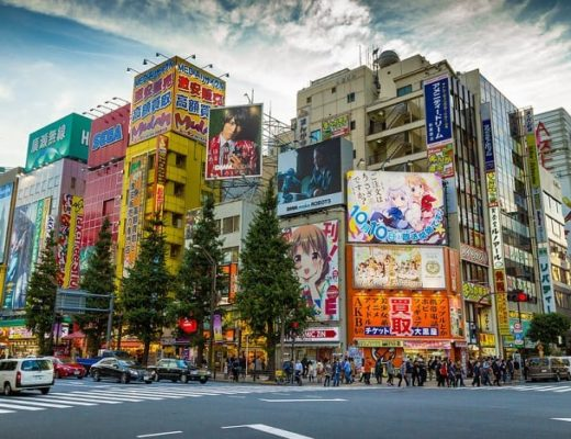 Akihabara Streets - Best Local Tours from Tokyo
