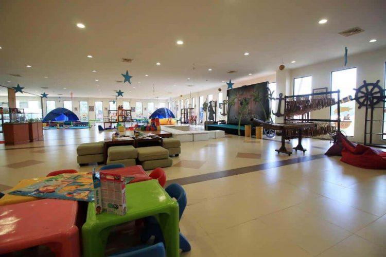Banyu Biru Villa Kids Club