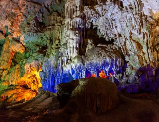 Dau Go Cave Halong Bay Cave