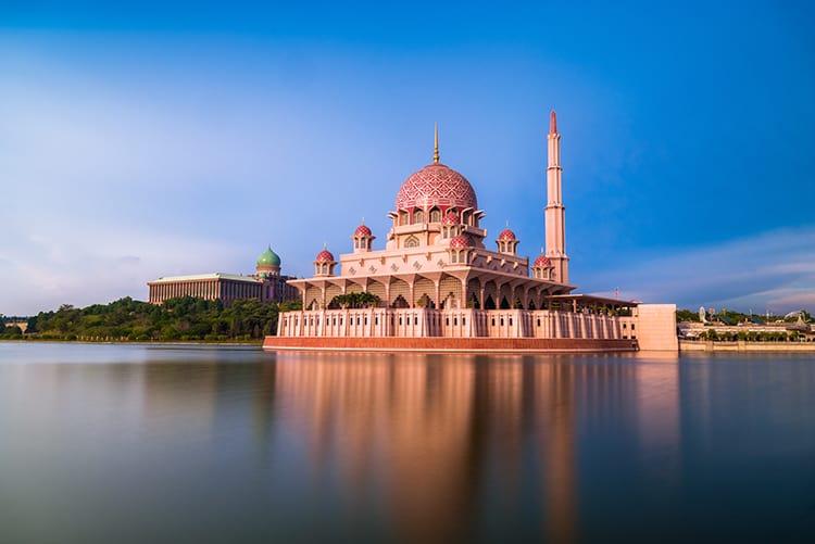 Day trip from Kuala Lumpur to Putrajaya in Malaysia