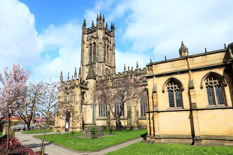 Manchester Cathedral - Best Attractions in Manchester