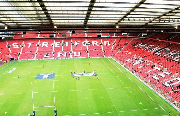 Manchester Old Trafford - Best things to do in Manchester