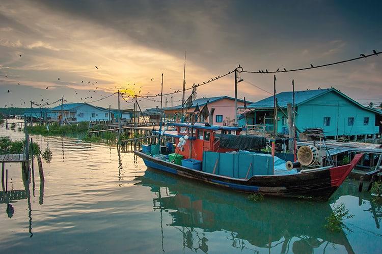 Pulau Ketam (Crab Island)