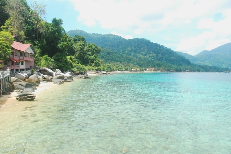 Tioman Island - Islands near Singapore for Vacation