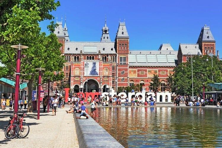 Amsterdam Rijksmuseum - Amsterdam Attractions