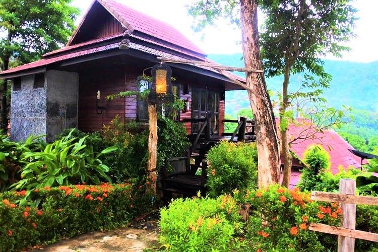 Baan Laanta Resort and Spa - Bungallow