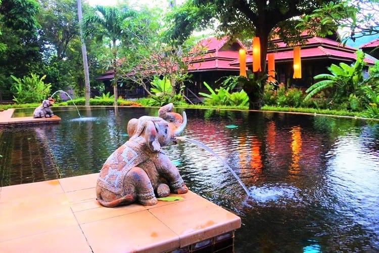 Baan Laanta Resort and Spa - Pool