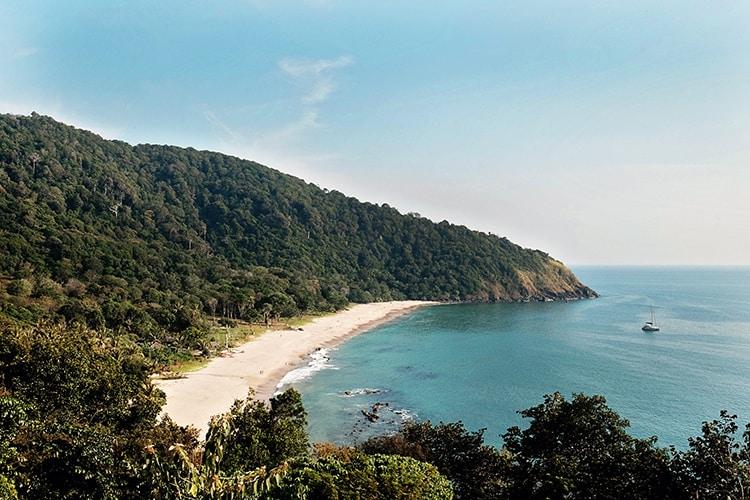 Bamboo Beach Koh Lanta