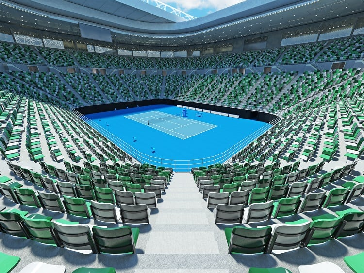 Best Events in Australia - Melbourne Tennis