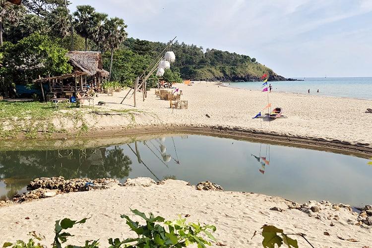 Best beach in Koh Lanta Thailand