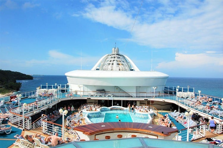 Caribbean Cruises Amenities