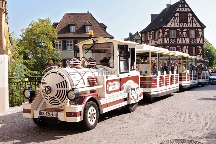 Colmar Tourist Trains