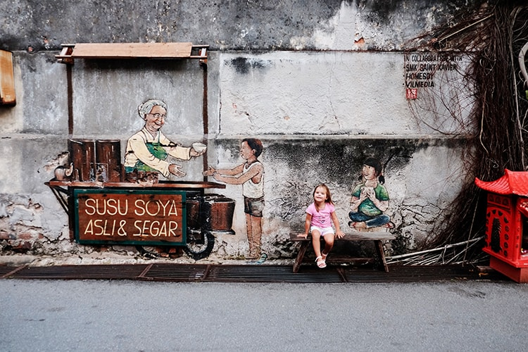 Georgetown Penang Art