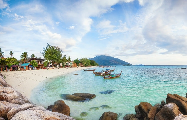 How to get from Krabi to Koh Lipe