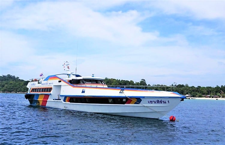 How to get from Krabi to Koh Lanta