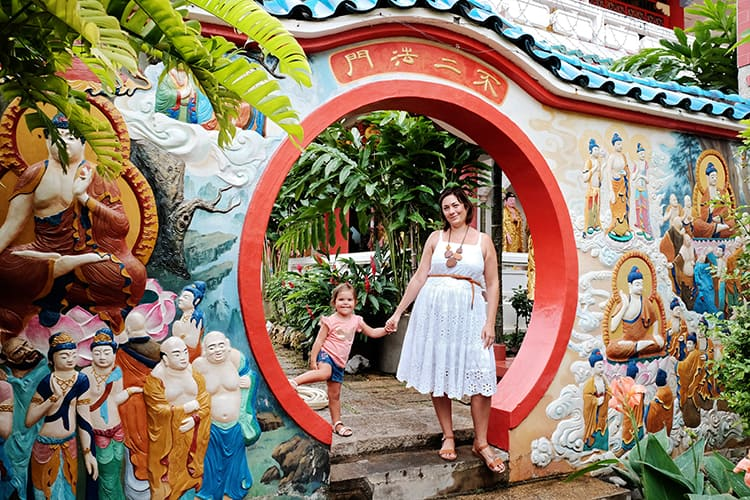 Ideas for a Short Trip in Malaysia - Penang