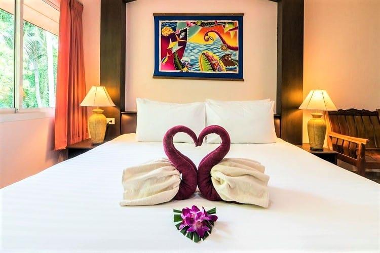 Kaw Kwang Beach Resort - Rooms