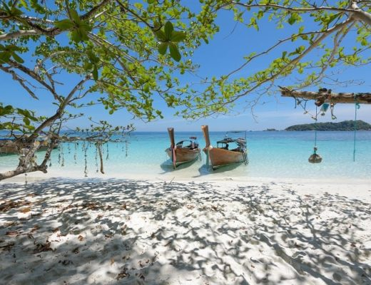 Koh Lipe Beach - How to get from Koh Lanta to Koh Lipe