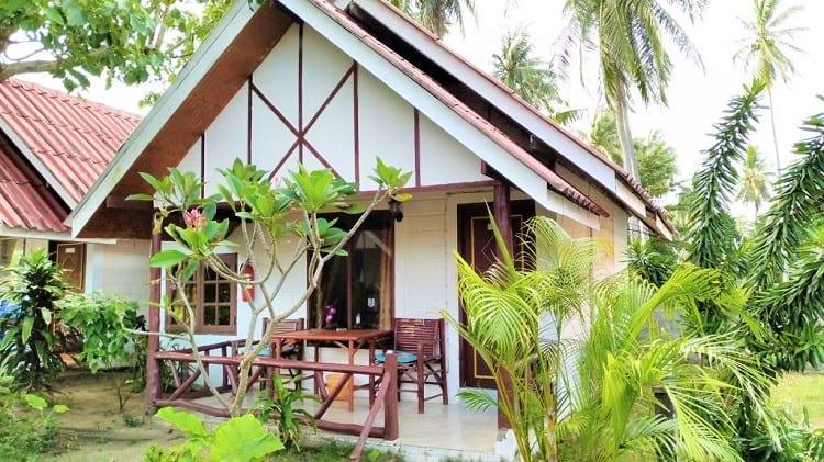 Lanta Dareen Resort - Bungallow
