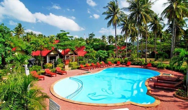 Lanta Emerald Bungalow - Pool