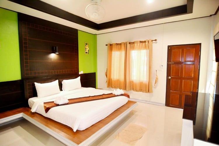 Lanta Emerald Bungalow - Rooms