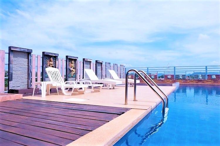 Lanta Residence Boutique - Pool