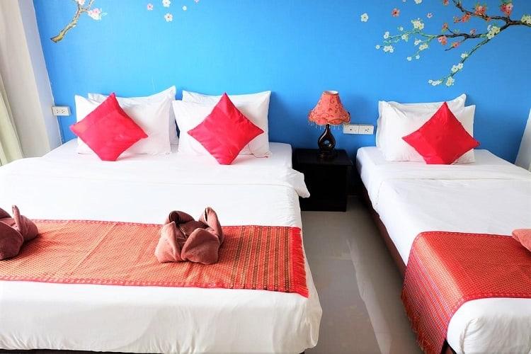 Lanta Residence Boutique - Rooms