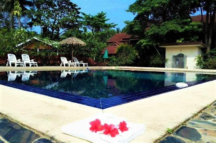 Lanta White Rock Resort - Pool