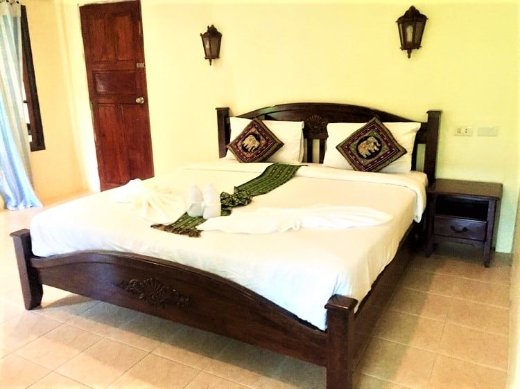 Lanta White Rock Resort - Rooms