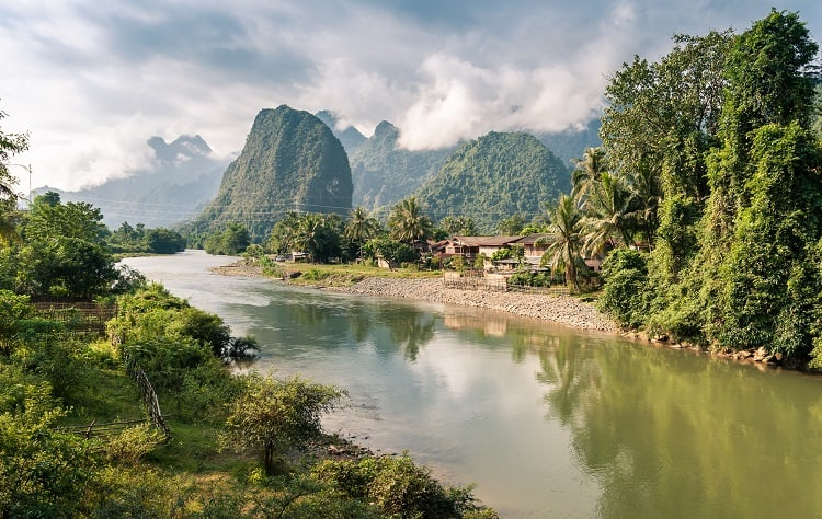 Affordable Travel Destinations for Students - Laos