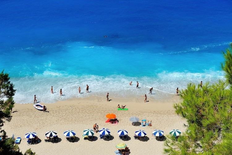 Lefkada - 7 Incredible Places to Visit When You Charter a Yacht in Greece