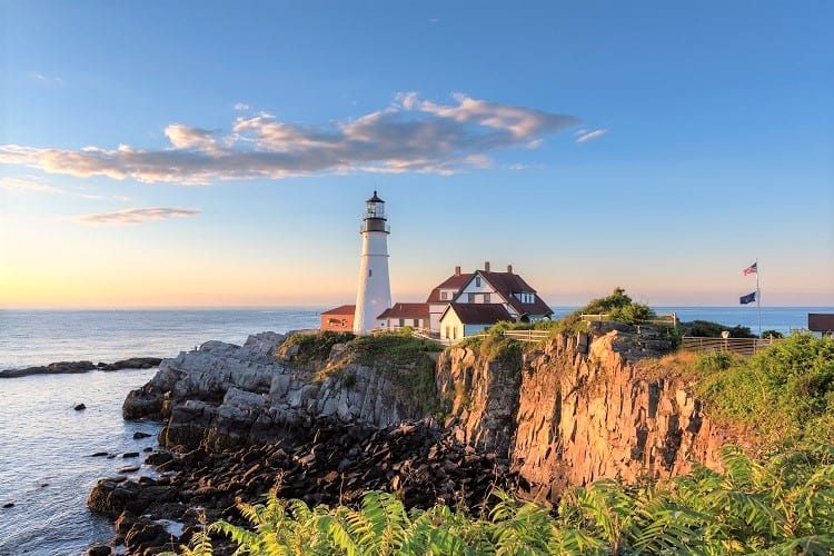 New England, Port Headland - - A Family Group Tour of Boston and New England