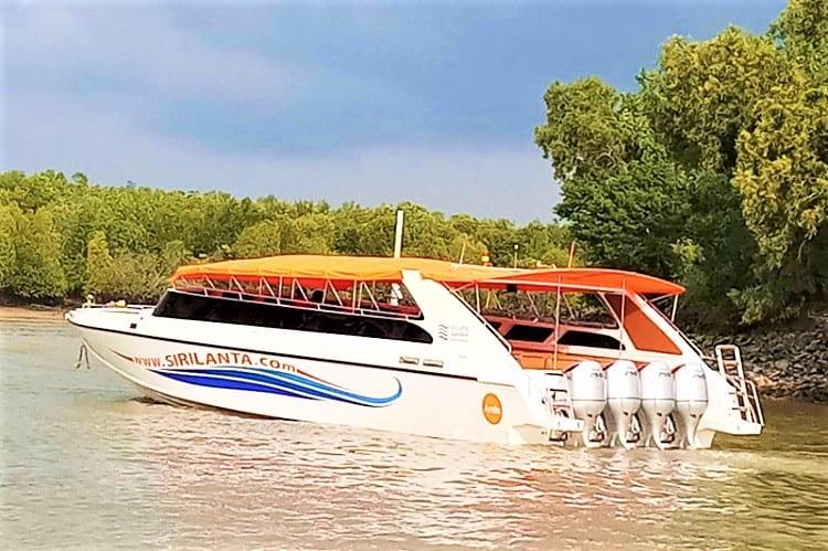 Speed Boat from Phuket to Koh Lanta