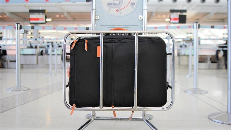 Standart's Carry-On Backpack - Size Does Matter