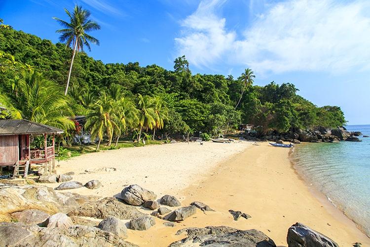 The Perhentian Islands, Malaysia
