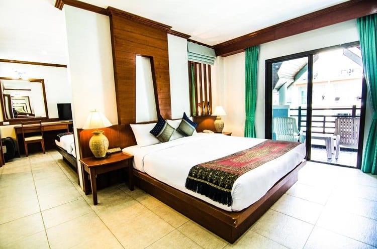 Amata Patong - Room