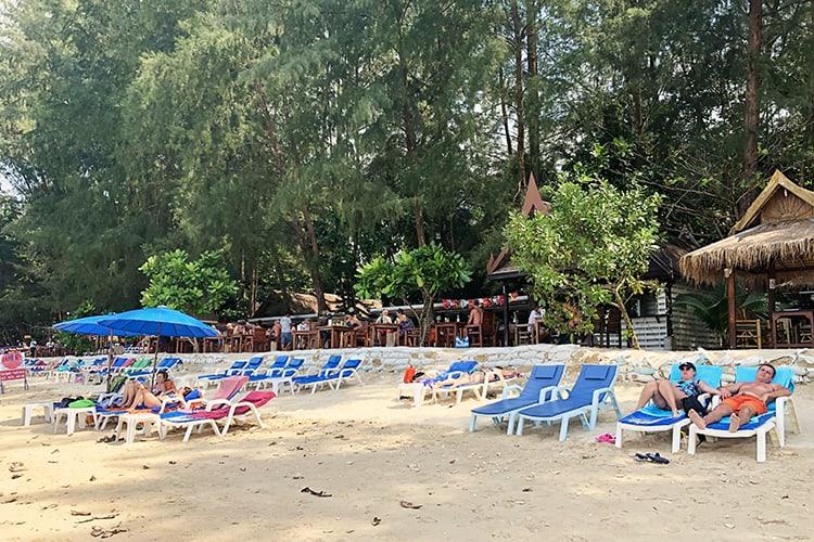 Ao Thong beach Khao Lak