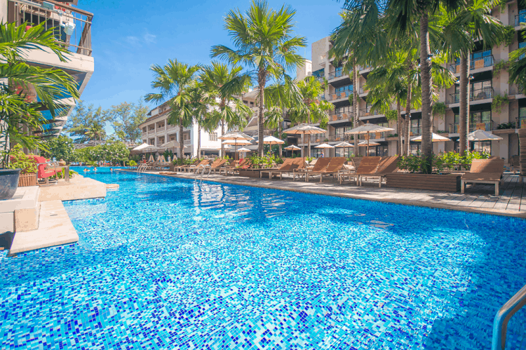 Baan Laimai Beach Resort & Spa - Pool