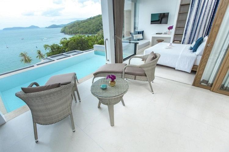 Bandara Villas Phuket - Room