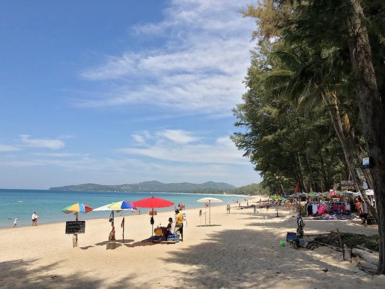 Bangtao Beach in Phuket