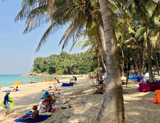 Beautiful Beaches in Phuket Thailand - Surin