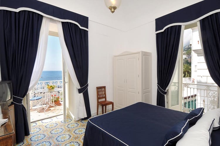 Best Amalfi Town Hotels - Hotel Residence - Room